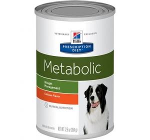 Hill's Canine Metabolic konzerva 370 g
