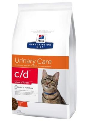 Hill's Feline C/D Dry Urinary Stress 400g