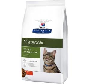 Hill's Feline Metabolic Dry 4 kg