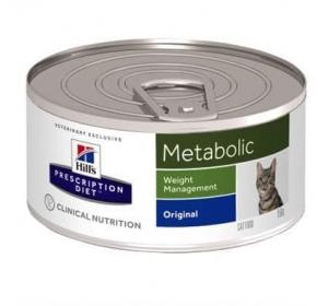 Hill's Feline Metabolic konzerva 156 g