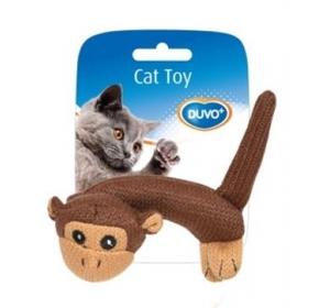 Hračka cat textil Zvířátka mix barev Duvo+ 11 cm
