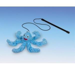 Hračka cat Vábnička s chobotnicí Nobby 1 ks