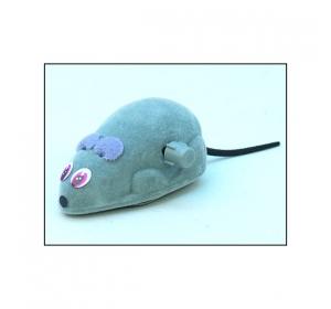 Hračka FLAMINGO myš natahovací