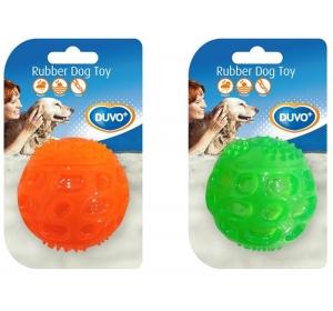 Hračka guma Squeky míček 5,5cm Duvo+