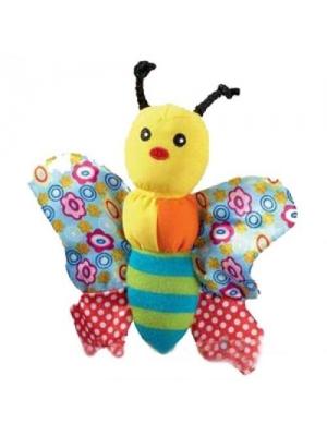 Hračka Motýl barevný se zvukem Hunter