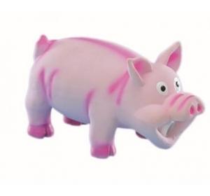 Hračka latex Prase růžové Nobby 15 cm
