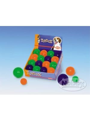 Hračka pes Nobby Míč ježatý 6 cm