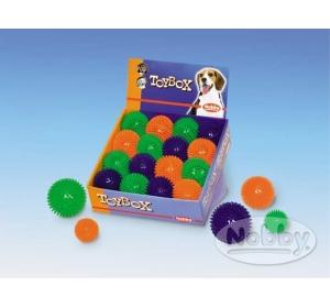 Hračka pes Nobby Míč ježatý 8 cm