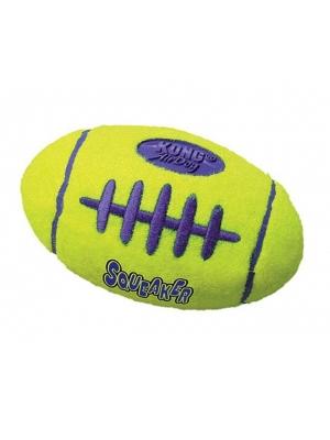 Hračka tenis Air dog Míč rugby Kong small