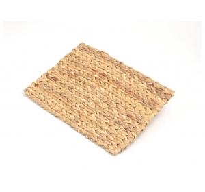 Podložka hlod. pletená přír. materiál RW 33 x 24 cm