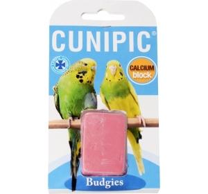 Minerální Calcium blok pro ptáky Cunipic 1 ks
