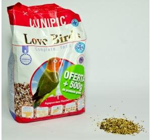 Cunipic Love Birds - Agapornis 650 g