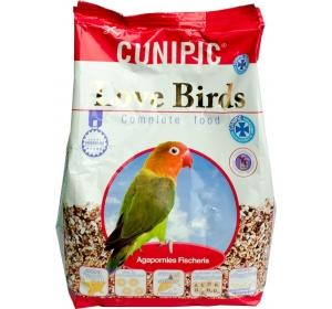 Cunipic Love Birds - Agapornis 3 kg