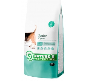 Nature's Protection Dog Dry Senior 500 g