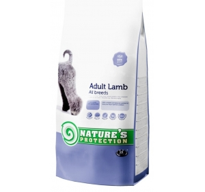 Nature's Protection Dog Dry Adult Lamb 12 kg
