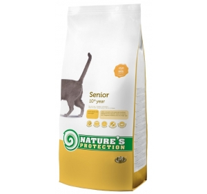 Nature's Protection Cat Dry Senior 400 g