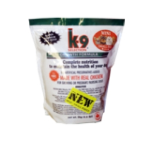K-9 Growth Formula Small Breed 3kg