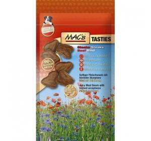 MACs Dog Tasties Stejčky 60g