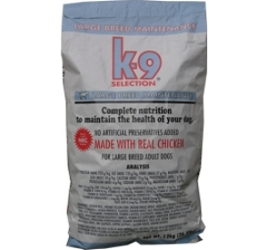 K-9 Maintenance Large Breed 20 kg