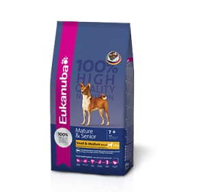 Eukanuba Mature Senior Medium 3 kg
