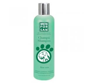 Menforsan Přírodní, zklidňující, léčivý šampon s Aloe Vera 300ml