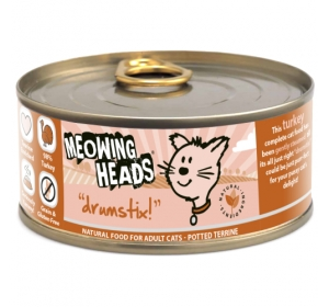 MEOWING HEADS Drumstix konz. 100g