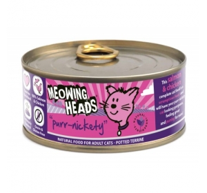MEOWING HEADS Purr-Nickety konz. 100g