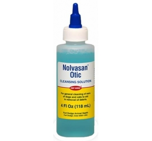 Nolvasan Otic cleansing 118ml Výprodej exp. 8/2017