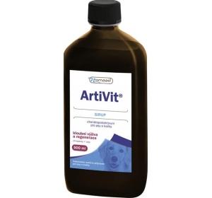 Nomaad Artivit sir. 500 ml Výprodej expirace 3/2017