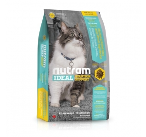 Nutram Ideal Indoor Cat 1,8kg Výprodej expirace 1/2017
