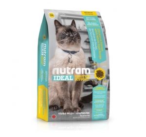 Nutram Ideal Sensitive Cat 1,8kg Výprodej expirace 2/2017