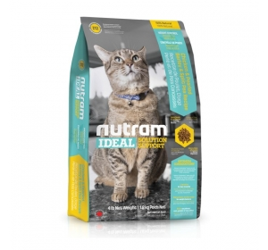 Nutram Ideal Weight Control Cat 1,8kg Výprodej expirace 1/2017