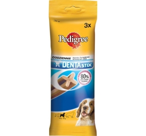 Pedigree Denta Stix Medium 3 ks 77 g