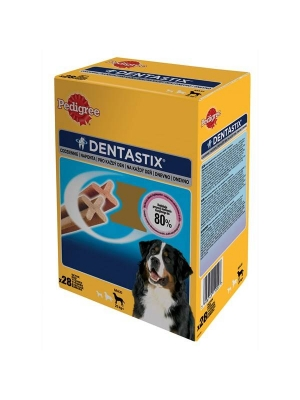 Pedigree Pochoutka Denta Stix Large 28ks 1080g