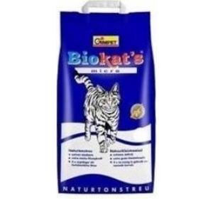 Podestýlka Cat Gimpet - Biokat's Micro 7 l