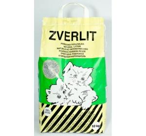 Podestýlka Cat Zverlit - zelená 10 kg