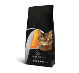 Privilege Cat Senior 2kg
