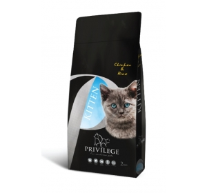 Privilege Kitten Chicken 7,5kg