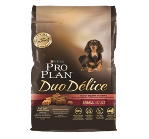 Purina PRO PLAN Dog Adult Duo Délice Small Salmon 2,5kg