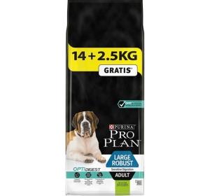 Purina PRO PLAN Dog Adult Large Rob.Sens.Dig.Lamb 14+2,5 kg zdarma