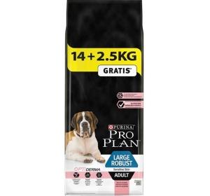 Purina PRO PLAN Dog Adult Large Robust Sens.Skin 14+2,5 kg zdarma