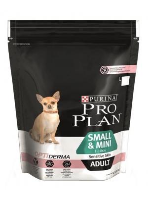 Purina PRO PLAN Dog Adult Small&Mini Sensitive Skin 700 g