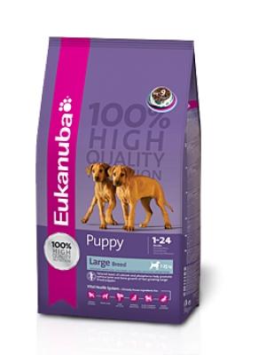 Eukanuba Puppy Junior Large Breed 3 kg