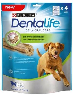 Purina DentaLife Large 142 g 25 - 40 kg 4tyčinky