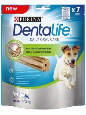 Purina DentaLife Small 115 g 7 - 12 kg 7tyčinek