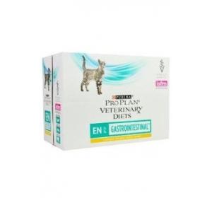 Purina PPVD Feline - EN Gastroint.Chicken kapsička 10x85 g