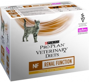 Purina PPVD Feline - NF Renal Funct.Chicken kapsička 10x85 g