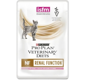 Purina PPVD Feline - NF Renal Funct.Salmon kapsička 85 g