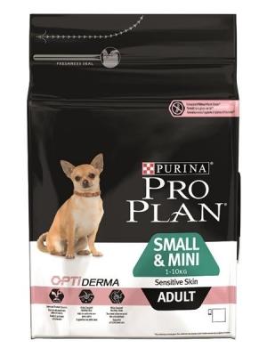 Purina Pro Plan Dog Adult Small&Mini Sensitive Skin 7kg