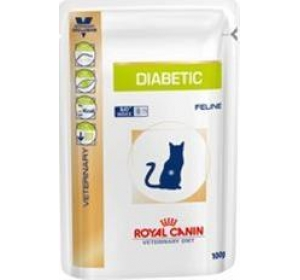 Royal Canin VD Cat kaps. Diabetic 100g